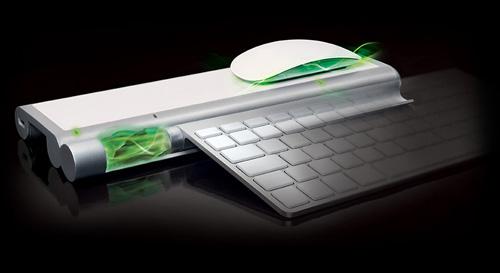 Mobee launching a wireless charger for the Mac, Hi-tech fashion, Mobee Magic Feet, sac wireless Mac, wireless sac, Mobee, Magic Feet