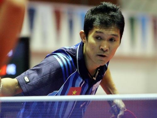 Bóng bàn Việt Nam và vòng tuyển chọn Olympic: Quang Linh thay Kiến Quốc - 1