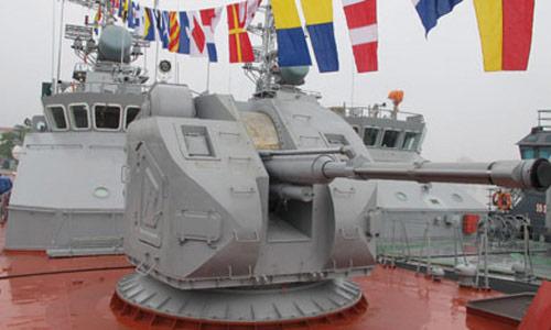 Tàu chiến hiện đại nhất do VN sản xuất - 4