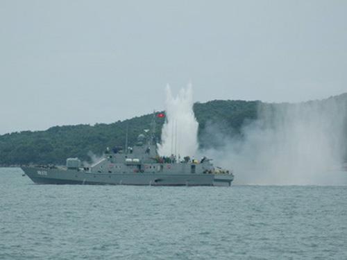 Tàu chiến hiện đại nhất do VN sản xuất - 8