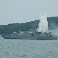 Tàu chiến hiện đại nhất do VN sản xuất