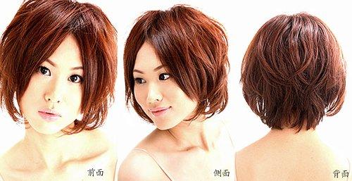 Những mẫu tóc mới của năm 2012 - 11