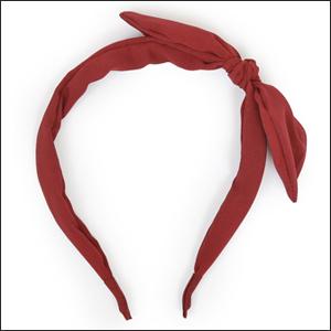 Làm duyên cho tóc với băng đô điệu đà - 11