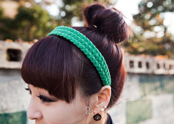 Làm duyên cho tóc với băng đô điệu đà - 18