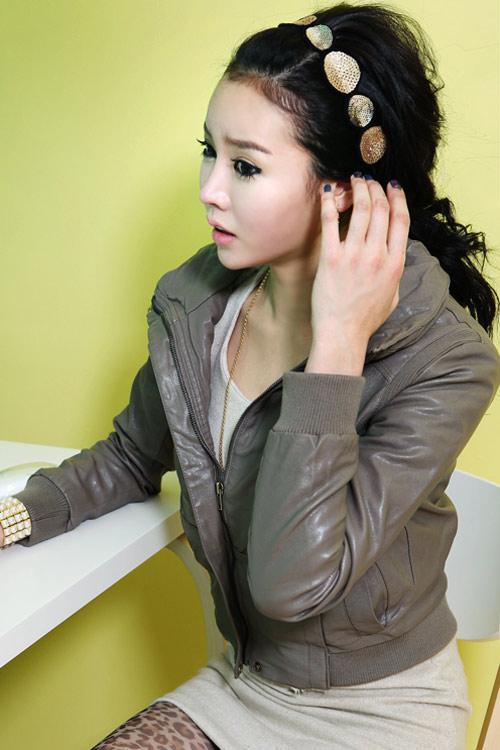 Làm duyên cho tóc với băng đô điệu đà - 2