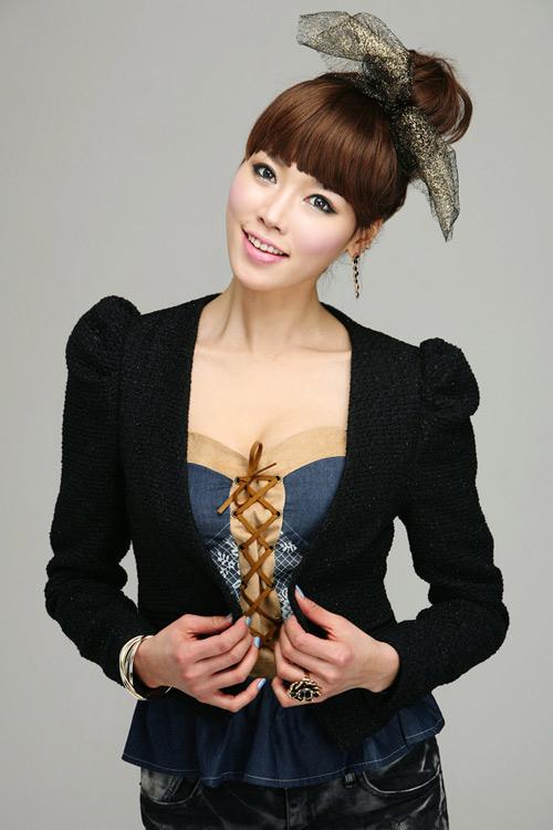 Làm duyên cho tóc với băng đô điệu đà - 5