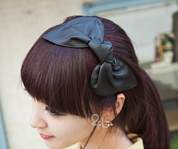 Làm duyên cho tóc với băng đô điệu đà - 24