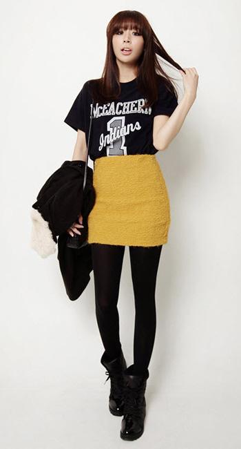 Mặc đẹp thuyết phục với màu vàng mù-tạt - 2