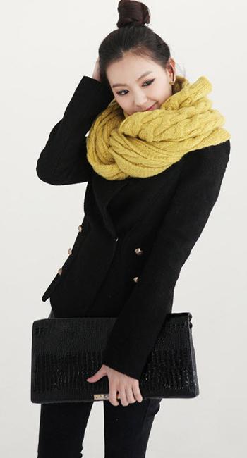 Mặc đẹp thuyết phục với màu vàng mù-tạt - 18