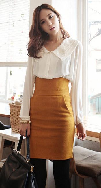 Mặc đẹp thuyết phục với màu vàng mù-tạt - 22