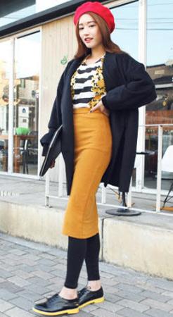 Mặc đẹp thuyết phục với màu vàng mù-tạt - 23