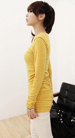 Mặc đẹp thuyết phục với màu vàng mù-tạt - 3