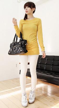 Mặc đẹp thuyết phục với màu vàng mù-tạt - 4
