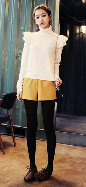 Mặc đẹp thuyết phục với màu vàng mù-tạt - 5