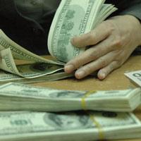 Tỉ giá USD giảm mạnh
