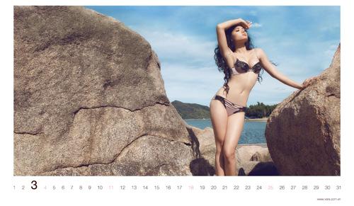 Shoot hình nóng bỏng của Ngân Khánh - Phương Trinh - 4