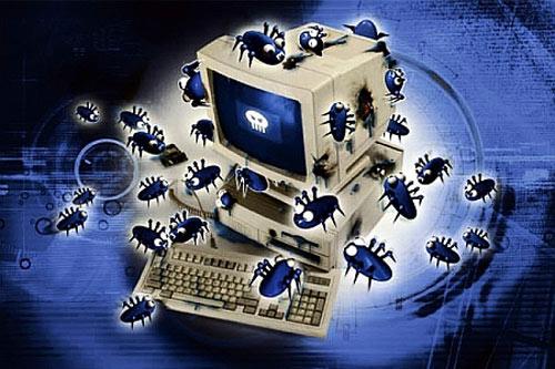 Dấu hiệu nhận biết máy tính đang gặp nguy hiểm - 1