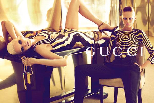 Xa hoa và chói mắt như mùa hè của Gucci - 2
