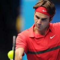 Tennis: Federer & tuyệt kỹ trả giao bóng trái tay