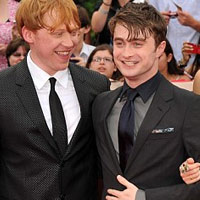 Sao Harry Potter không nhìn mặt nhau