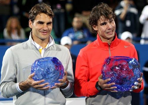 Federer- Nadal: Sao có thể không yêu - 1