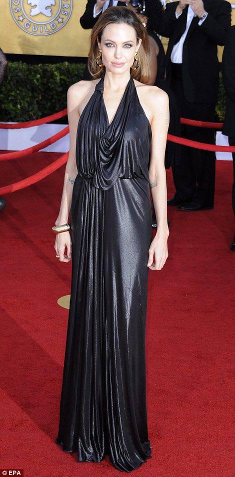 "5 style ""đỉnh"" của Angelina Jolie - 6"