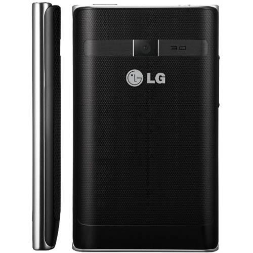 LG Optimus L3 E400: Chắc tay - 2