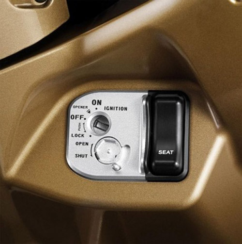 Đã có giá Honda Click 125i - 8