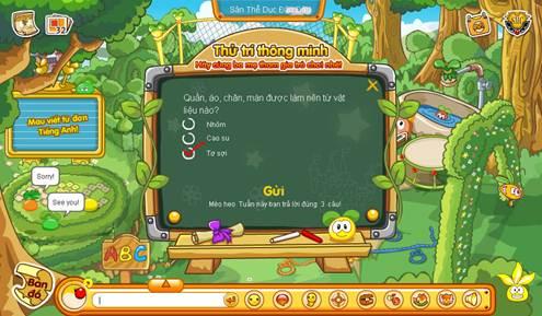 Vương quốc chuột chũi: game hay cho trẻ 6 – 12 tuổi - 1