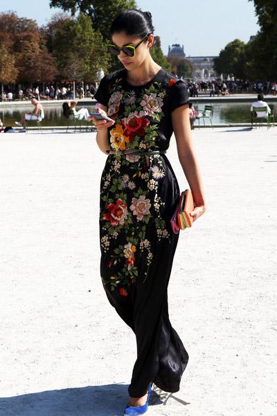 Mặc váy hoa thế nào cho chuẩn mốt? - 7