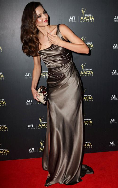 """Miranda Kerr bị lộ vị trí """"nhạy cảm"""" - 1"""