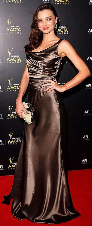 """Miranda Kerr bị lộ vị trí """"nhạy cảm"""" - 5"""