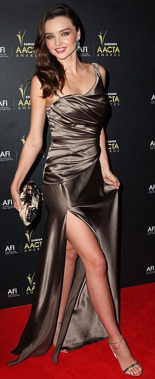 """Miranda Kerr bị lộ vị trí """"nhạy cảm"""" - 4"""