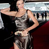 """Miranda Kerr bị lộ vị trí """"nhạy cảm"""""""