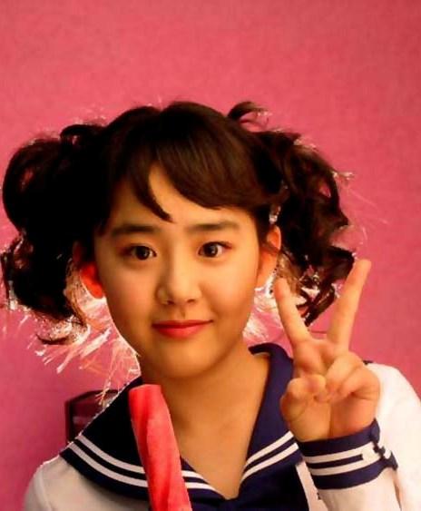 8 mỹ nhân đẹp tự nhiên hiếm có xứ Hàn - 14