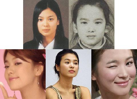 8 mỹ nhân đẹp tự nhiên hiếm có xứ Hàn - 16