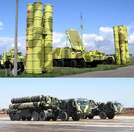 Việt Nam có thể mua tên lửa S-400 của Nga - 1