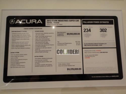 Siêu xe Acura NSX giá hơn 9 triệu USD - 3