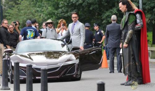 Siêu xe Acura NSX giá hơn 9 triệu USD - 4