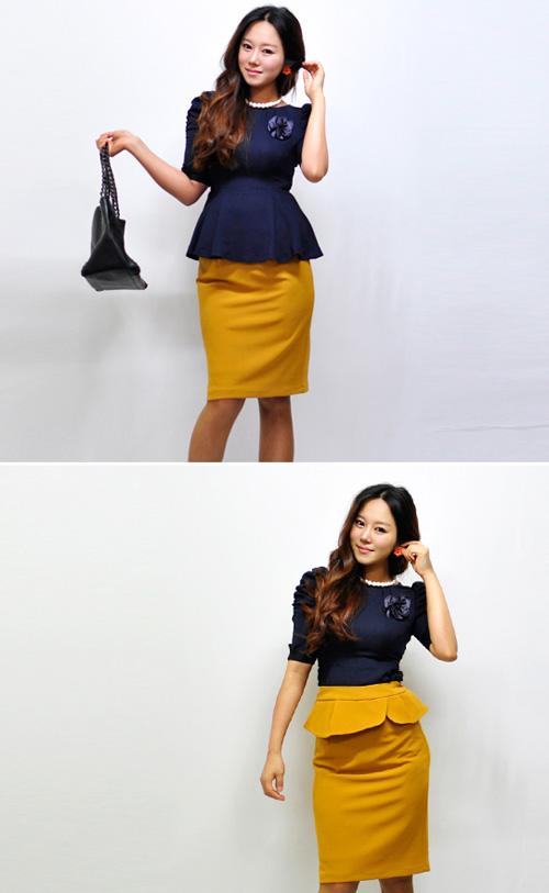 Chiếc áo giúp phụ nữ béo có vòng eo đẹp - 5