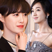 Tin đồn bủa vây người đẹp Hàn