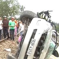 Tai nạn đường sắt nghiêm trọng tại Quảng Ngãi