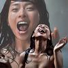 Vân Ngô giả điên tắm nude dưới mưa