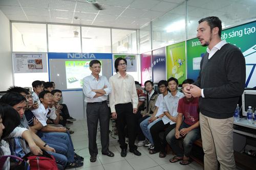 Ứng dụng do sinh viên Việt Nam phát triển - 1