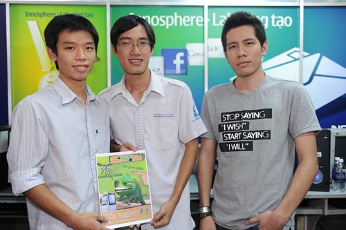 Ứng dụng do sinh viên Việt Nam phát triển - 5