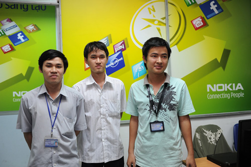 Ứng dụng do sinh viên Việt Nam phát triển - 4