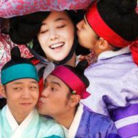 Bí mật nụ hôn đồng tính ở Sơng kun quan