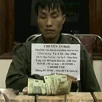 Công an Điện Biên bắt vụ vận chuyển ma túy lớn