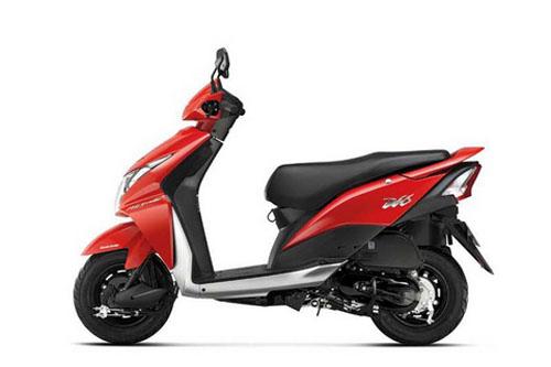 Honda Dio 2012: Xe ga giá rẻ mới - 1