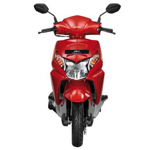 Honda Dio 2012: Xe ga giá rẻ mới - 2